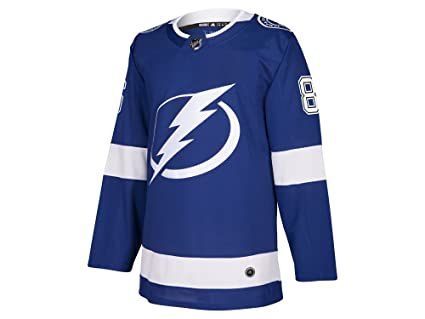 3bebd694b adidas Tampa Bay Lightning Nikita Kucherov Authentic Pro Jersey Blue (46 S)