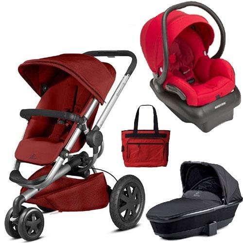 Quinny Moodd Special Edition Rachel Zoe Travel System: Baby Trend Expedition ELX Travel System With 2 Car Seat