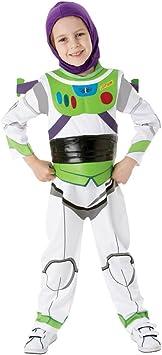 Buzz Lightyear Deluxe Costume - Large (disfraz): Amazon.es ...