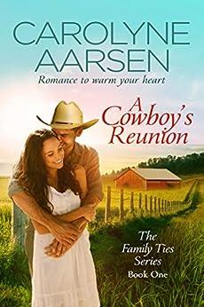 Cowboys Reunion Family Ties Book ebook