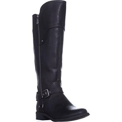 912efc1e79c G by Guess Womens Harson Closed Toe Knee High Fashion