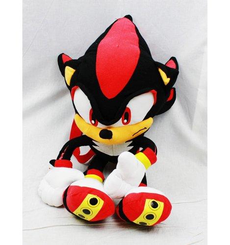 Sonic the Hedgehog Doll Plush Backpack - Shadow Ba…
