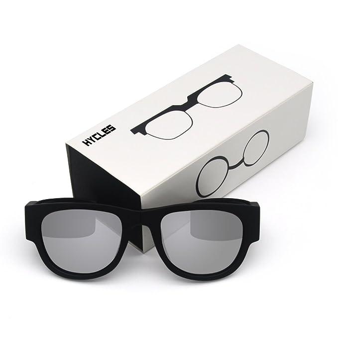 Gafas de sol plegables polarizadas de la manera de HYCLES ...