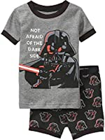 "Verafahion ""Robot"" Little Boys'2 Piece Sleepwear Short Pajamas Sets"