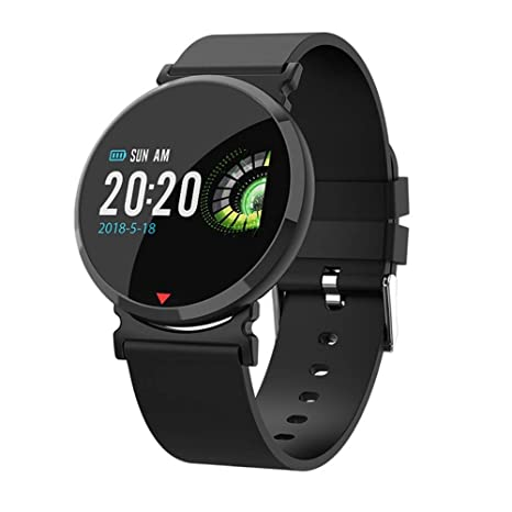 Amazon.com: IRVING Smart Watch - Touch Screen Bluetooth ...