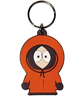 South Park Themed Cosplay ID Holder LANYARD Keychain