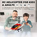 Cheerwing U12 Remote Control Helicopter with