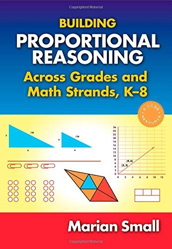 Building Proportional Reasoning Across Grades and Math Strands, K–8