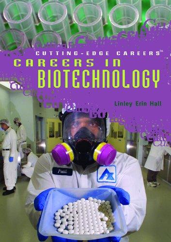 Careers in Biotechnology (Cutting-edge Careers) ebook