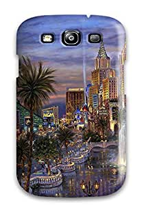 Galaxy S3 Case Slim [ultra Fit] Painting Protective Case Cover