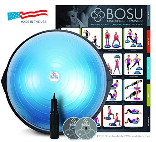 (Bosu Balance Trainer, 65cm - Blue)