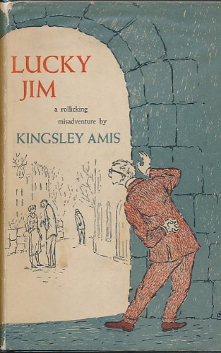 book cover of Lucky Jim