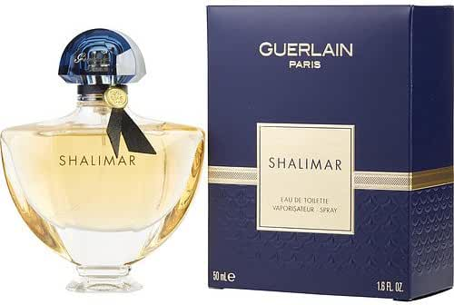 SHALIMAR by Guerlain EDT SPRAY 1.7 OZ for WOMEN ---(Package Of 2)
