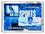 Blue Steel Sports WAX Strips: Instant Hair Removal Strips
