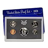 #9: 1970 S Proof Set Proof