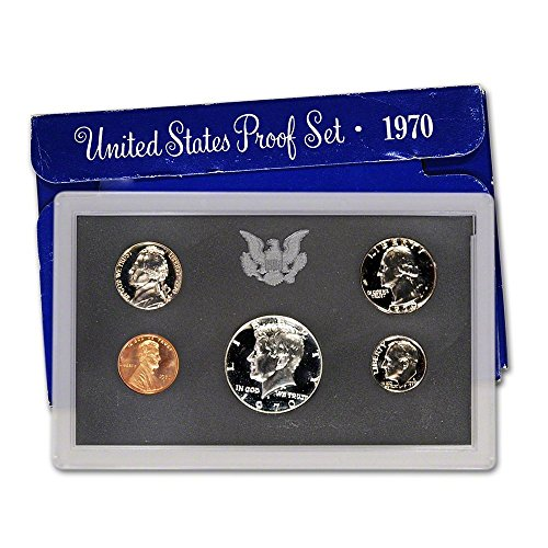 1970 S Proof Set Proof - 1970 Collection