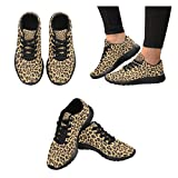 Cheap InterestPrint Graphic Leopard Pattern Print On Women's Running Shoes Casual Lightweight Athletic Sneakers US Size 6-15