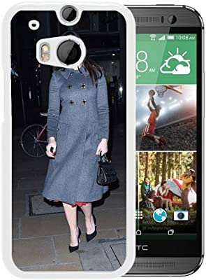 Amazon.com: Beautiful Girl Cover Case For HTC ONE M8 With ...