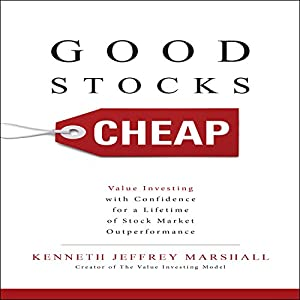 Good Stocks Cheap Audiobook