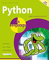 Python in easy steps, 2nd Edition, Covers Python 3.7 Front Cover