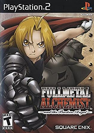 a72b912865bc0 Fullmetal Alchemist and the Broken Angel - PlayStation 2: Sony ...
