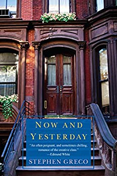 Now and Yesterday by [Greco, Stephen]