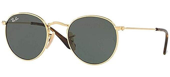 besserer Preis für offizielle Seite geeignet für Männer/Frauen RAYBAN JUNIOR Unisex-Kinder Sonnenbrille Round Metal Junior ...