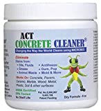 ACT Concrete Cleaner 8oz Eco Friendly Covers 50sqft.