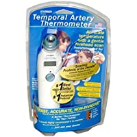 Exergen Temporal Artery Thermometer Tat2000C Scan