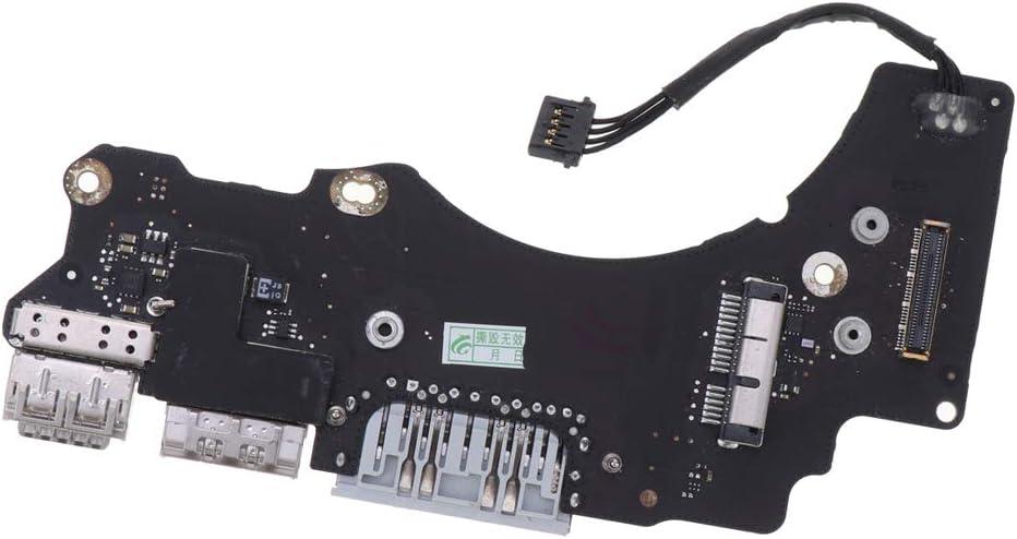 2013-2014 Almencla I//O USB SD Card Reader Board for MacBook Pro A1502