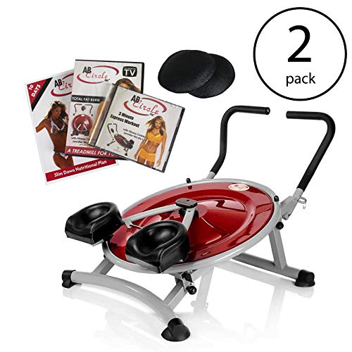 Used, Ab Circle Pro Abs and Core Home Gym Exercise Fitness for sale  Delivered anywhere in USA