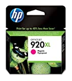 HP 920XL High Yield Magenta Original Ink Cartridge (CD973AE)
