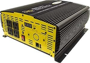 Go Power! GP-3000HD 3000-Watt Heavy Duty Modified Sine Wave Inverter