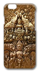 Buddha Wall Custom iPhone 6 Case Cover Polycarbonate 3D