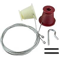 Conos y cables para puerta de garaje Henderson