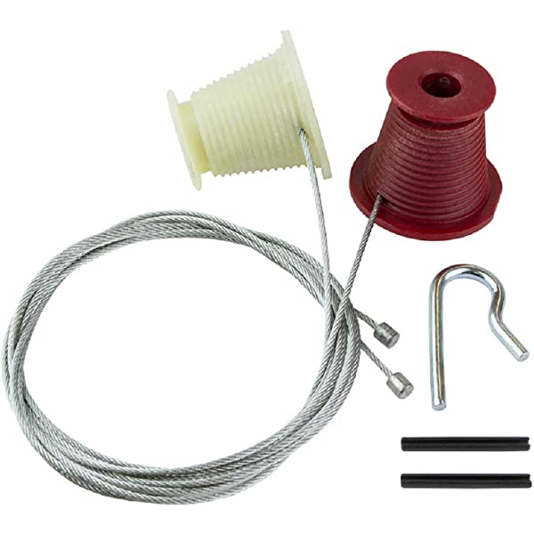 Henderson PREMIER Cones /& Cables Garage Door Parts Roller Spindles Repair Kit