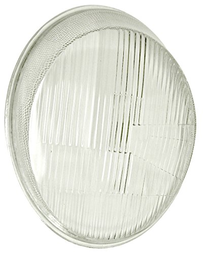 (EMPI VW TYPE 1 Early Headlight Lens, Left or Right, Through 1966, 911 Style, Each)