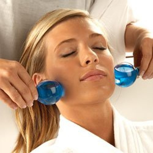 Allegra Magic Globes for Redness Soothing, Sinus Relief and Headache Relief - Blue by Allegra M. France