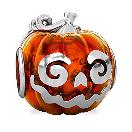 Authentic BELLA FASCINI Halloween Jackie O Lantern Pumpkin