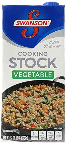 Price comparison product image Campbells Sales Swanson Vegetable Stock,  32 oz