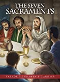 12PC Seven Sacraments, The - Kids Picture Book
