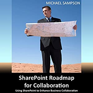 SharePoint Roadmap for Collaboration Audiobook