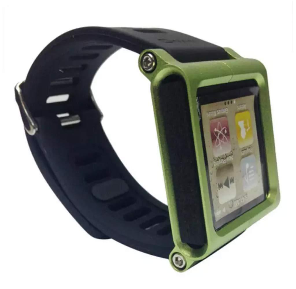 LunaTik Watch Wrist Strap for iPod Nano 6G (Green)
