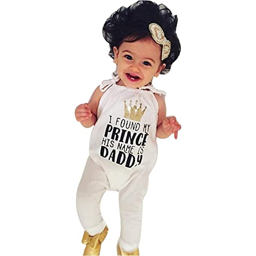 d101dd5cc7bf1 Amazon.com: Fashion Baby Boys Girls Romper Sleeveless Strappy Bow ...