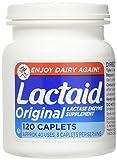 LACTAID Original Caplets 120 ea