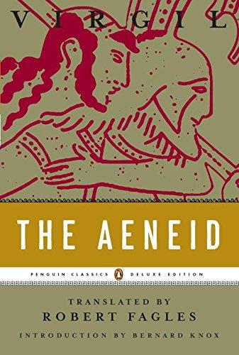 The Aeneid (Penguin Classics Deluxe (Roman Goddess Of War)