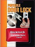 Qicklock Portable Travel Door Lock
