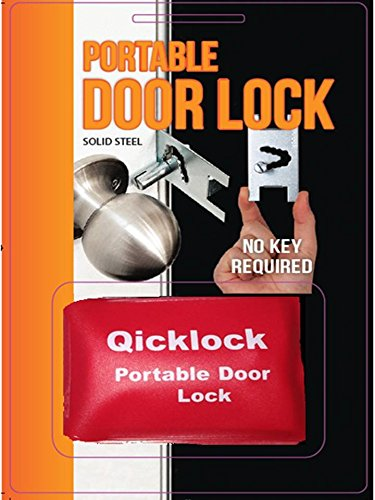 Qicklock Portable Travel Door Lock & Qicklock Portable Travel Door Lock - - Amazon.com Pezcame.Com
