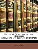 Deutsche Dichtung Im Liede, Johann Imelmann, 1147510776