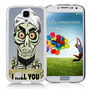 Popular And Unique Custom Designed Case For Samsung Galaxy S4 I9500 i337 M919 i545 r970 l720 With Achmed I Kill You White Phone Case